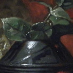 Pots, Black on Black
