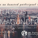 Virtuosos of the Oil Painters of America at the Salmagundi, New York