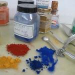 historical pigments